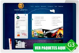 paginas web html empresariales