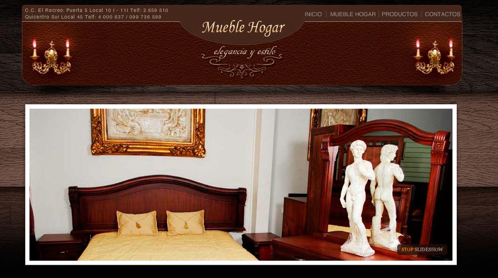 Mueble Hogar