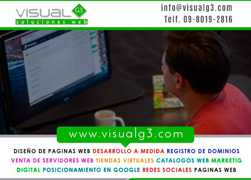 diseño de paginas web wordpress