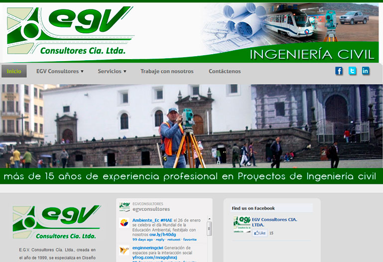 E.G.V. Ingeniería Civil